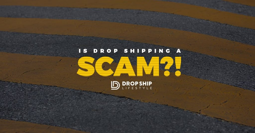 drop shipping scam