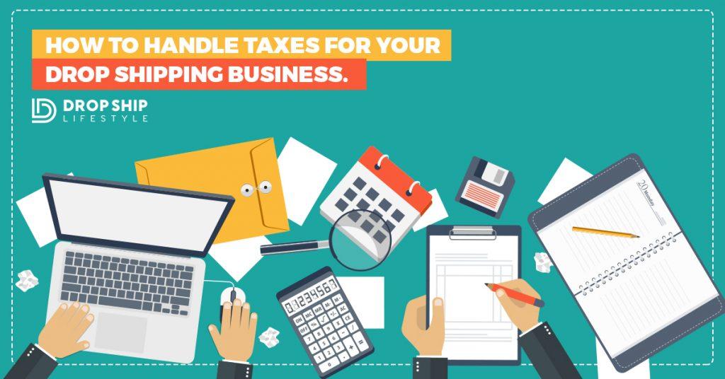 Shopify Taxes