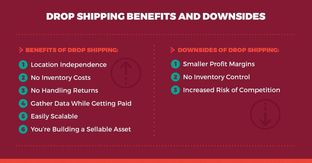 drop-shipping-business-pros-cons