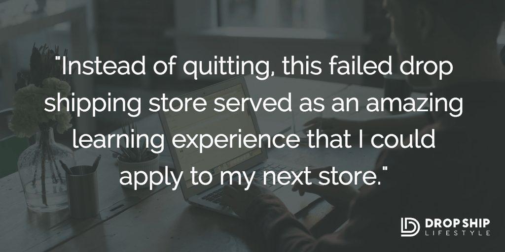 drop shipping success stories