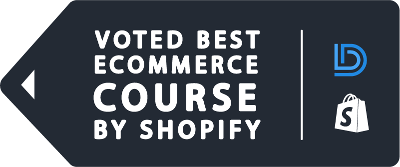 Drop Ship Lifestyle Voted Best ECommerce Course By Shopify
