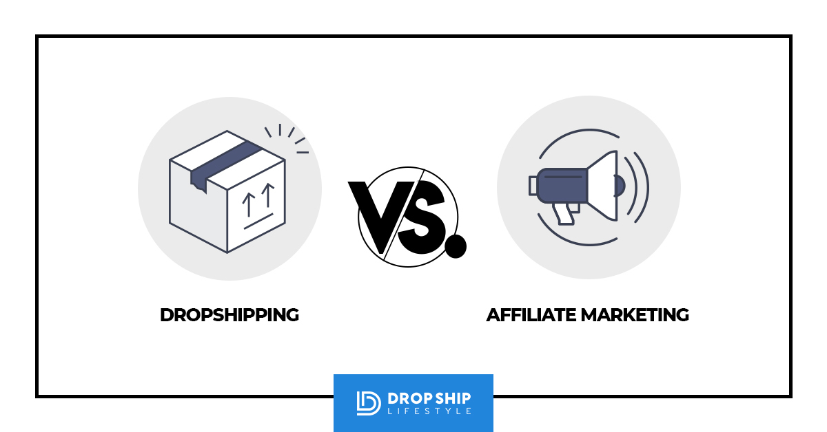 dropshipping affiliate marketing