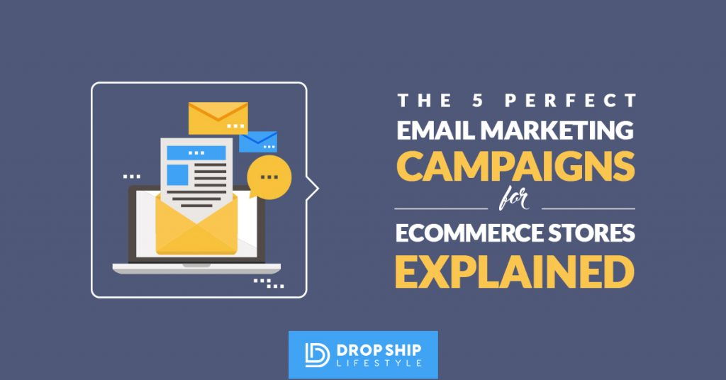 email campaigns ecommerce