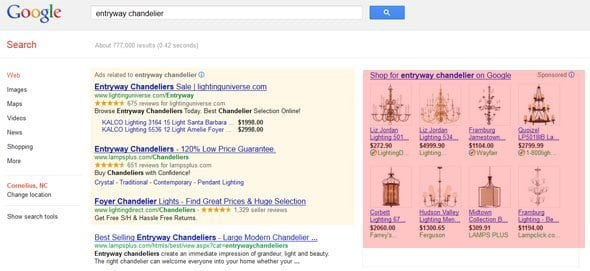 google-shopping-case-study
