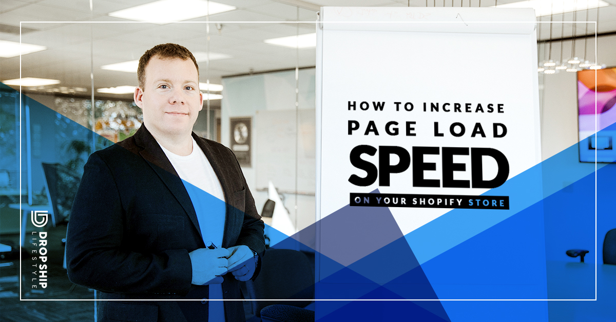Increase Shopify Website Speed