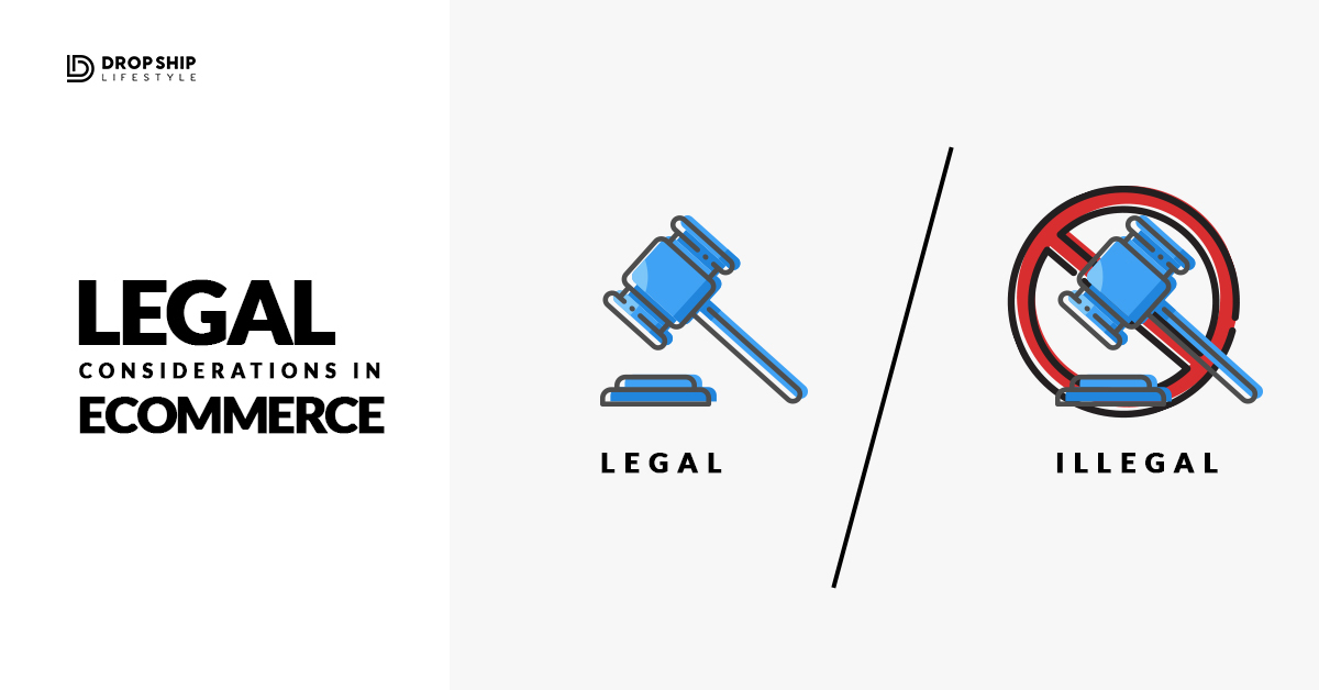 legal considerations in eCommerce