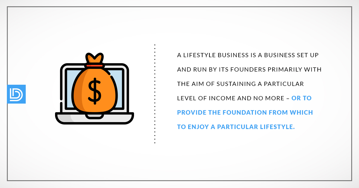 lifestyle business definition