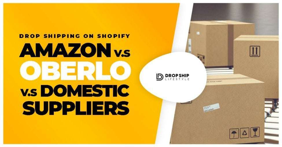 different types of dropshipping suppliers