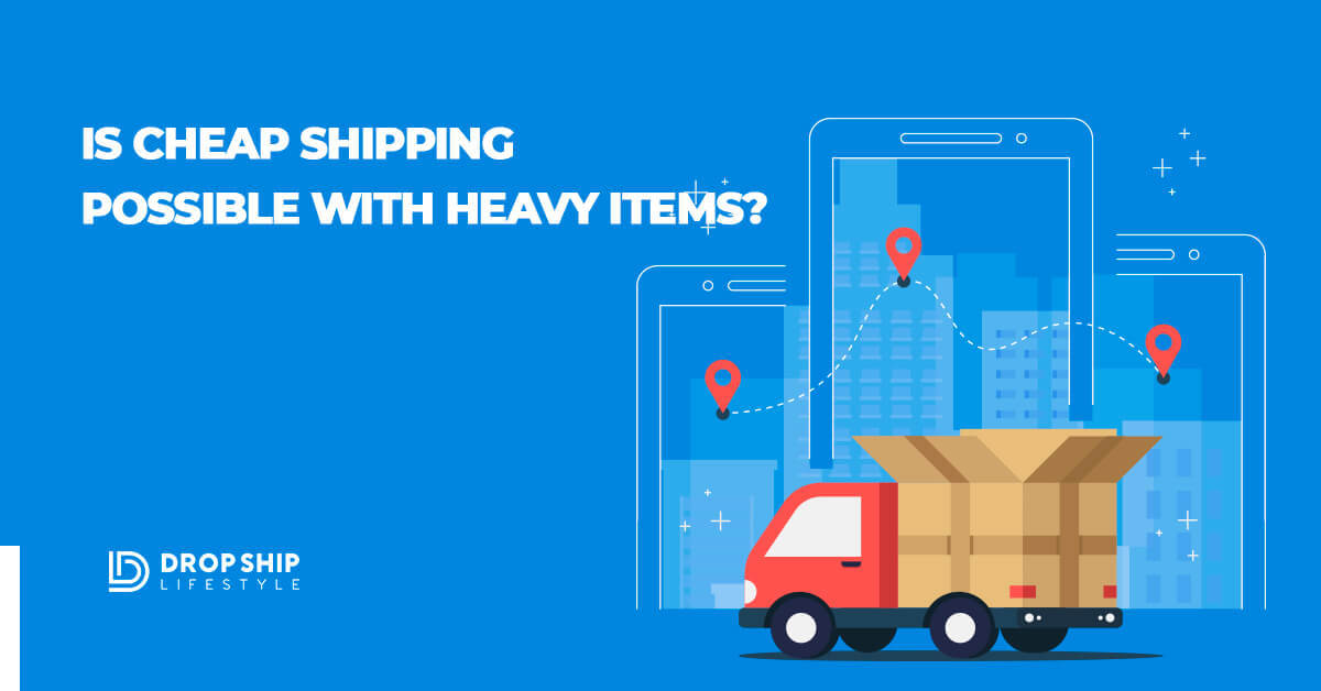 cheap shipping heavy items