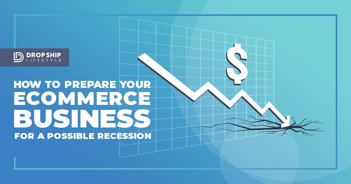 How to Prepare Your eCommerce Business for a Possible Recession - 1200x628